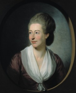 Dutch author Isabelle de Charriere
