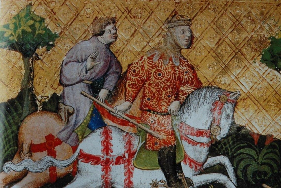 (1331-1391) Gaston Phebus du Livre de la Chasse
