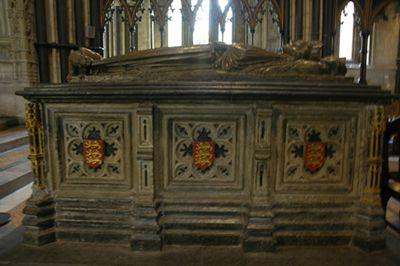 King John's final resting place